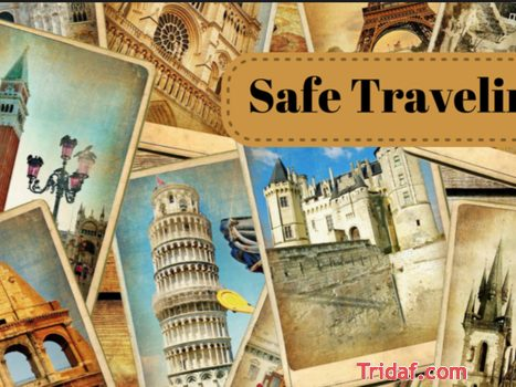 Avoid troubles while traveling